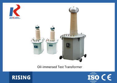 RSYDJ Oil Immersed Test Transformers Gray Color 300kV High voltage