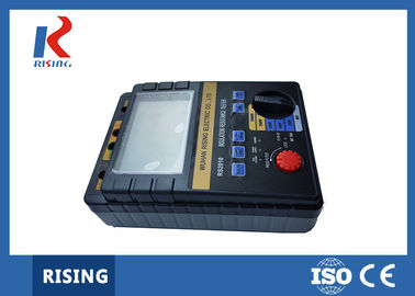 RS2306 Insulation Resistance Machine 2500V DC Output Voltage  3kg Weight