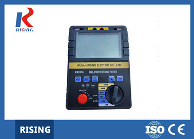 RS2010 Insulation Resistance Test Equipment Digital Digital Megger 2.5kg Weight