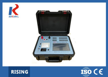 Direct Circuit Winding Resistance Tester HV Winding Resistance And LV Winding Resistance